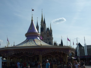 Carousel and Castle
