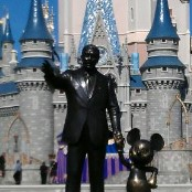Partner's Statue, Magic Kingdom Park