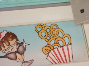 Hidden Mickey, Beaches and Cream
