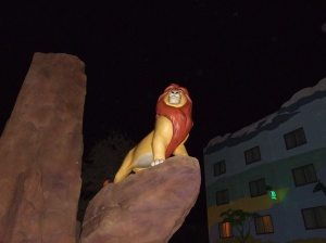 Simba by Night