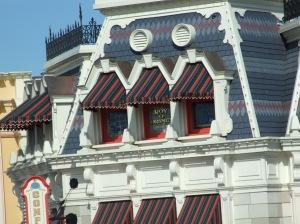Window for Roy O. Disney