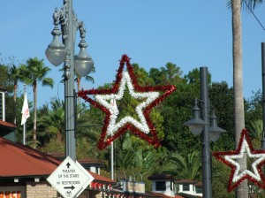 Christmas on Sunset Blvd., Disney's Hollywood Studios