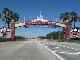 Disney World Arch