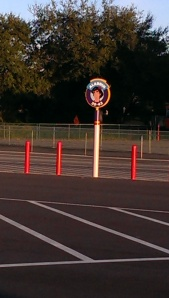 Everyone remember where we parked!