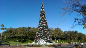 Christmas Tree at Disney's Hollywood Studios