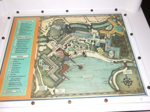 Boardwalk Area Map
