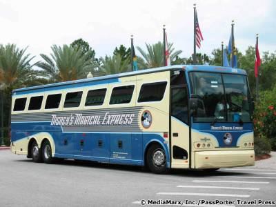 Magical Express Bus