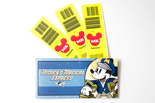 Magical Express  Bag Tags