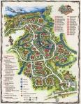 Getting to know the Layout  of Fort Wilderness