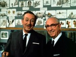 Walt and Roy Disney Brothers and Friends