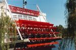 Empress Lilly  Riverboat Lake Buena Vista