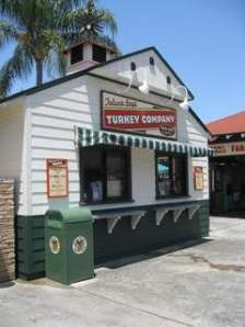 Toluca Legs Turkey Company Sunset Blvd. Disney's Hollywood Studio